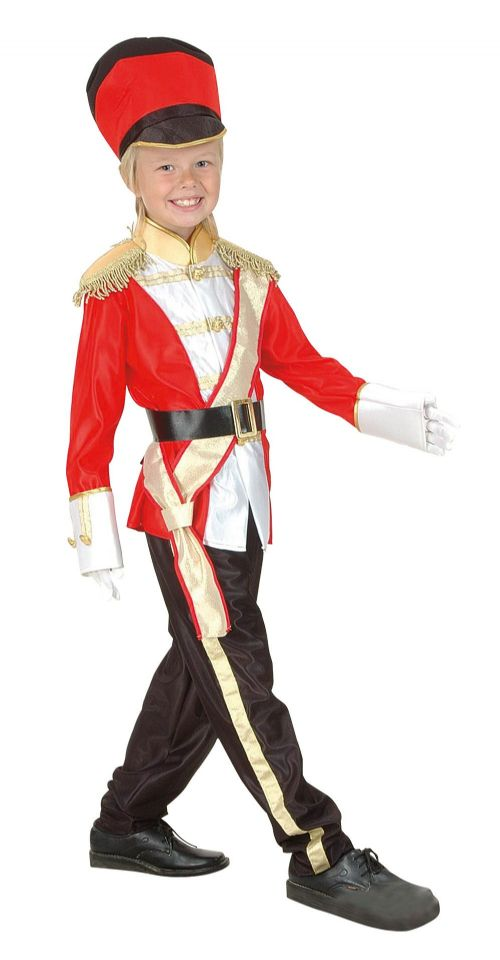 Boys Toy Soldier Costume Army Military War Squaddie Private Fancy Dress